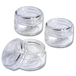 varian sizes sifter jars